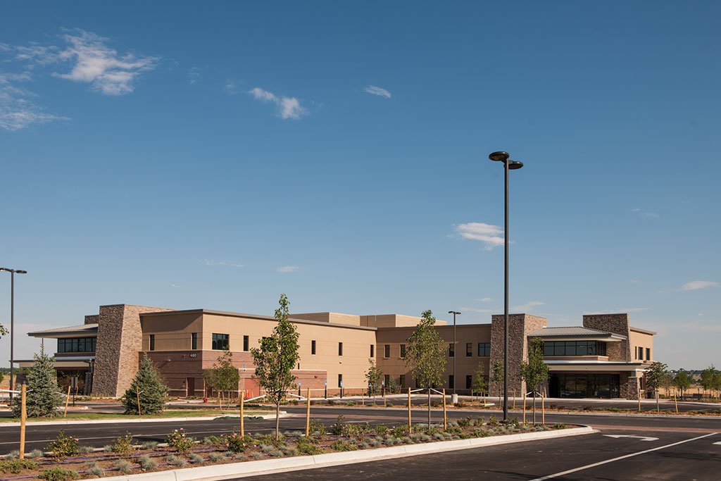 NexCore Group Announces Completion of St. Anthony North Medical Pavilion