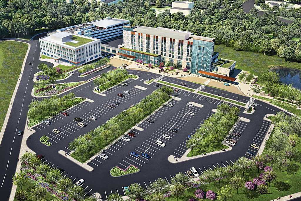 NexCore Breaks Ground on MOB on Holy Cross Health Campus in Germantown, MD