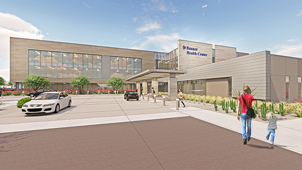 NexCore Group to Develop Multispecialty Health Center in Glendale, Ariz., for Banner Health