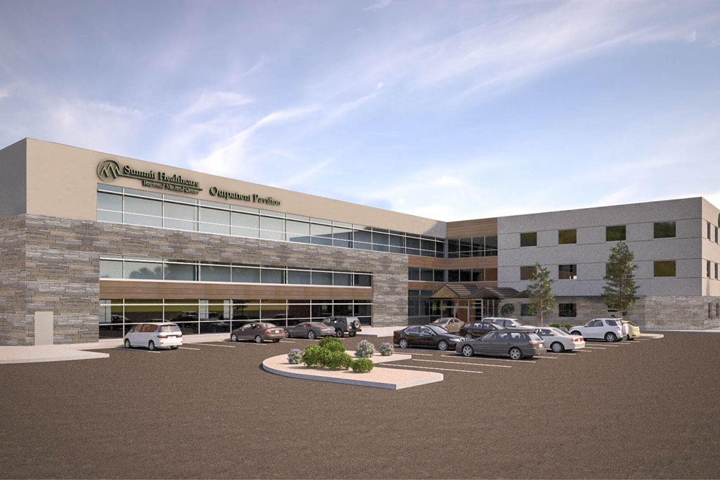 Nexcore Breaks Ground On Three Building Outpatient Campus