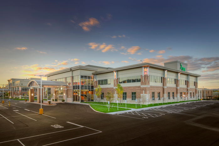 NexCore, UHS Develop Orthopedic Center in Vestal, N.Y., to Offer 'Signature' Service Line