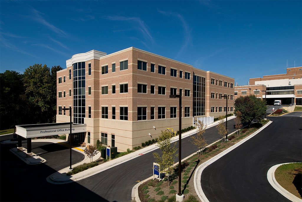 First Hill Medical Pavilion Nexcore Group