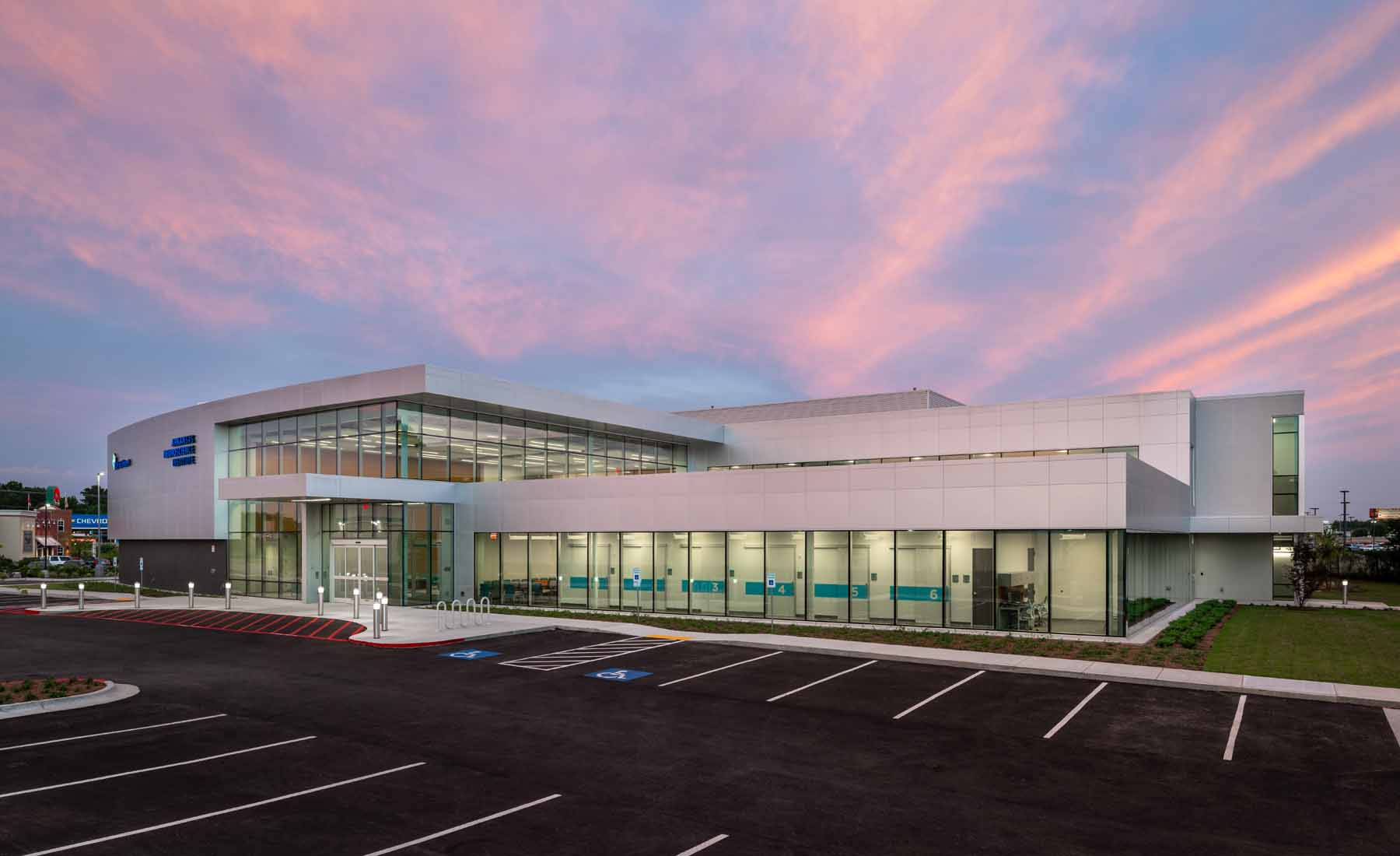 NexCore Group celebrates CHI St. Vincent Arkansas Neuroscience Institute grand opening