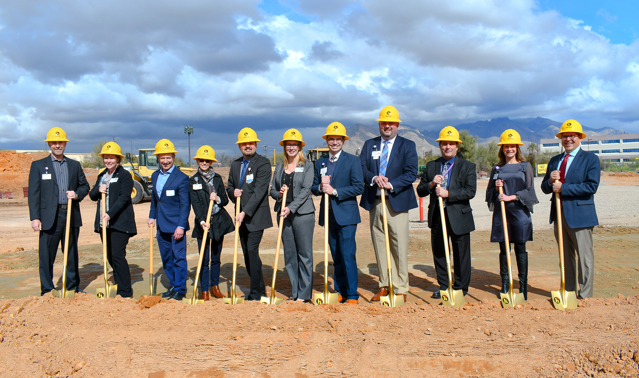 NexCore Group Breaks Ground on 61,000 s.f. Post-Acute Care Center of Excellence in Tucson, Ariz.