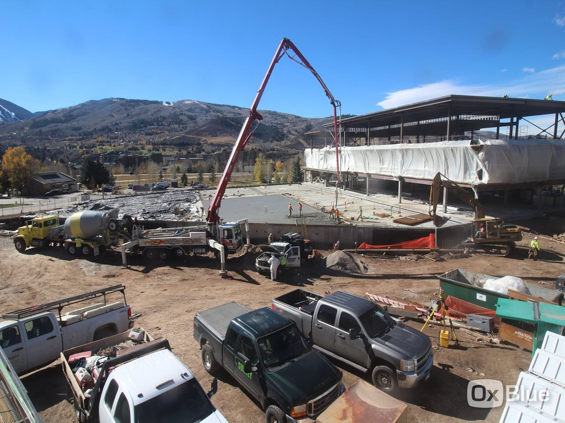 Buck Creek Medical Plaza Construction Web Cam