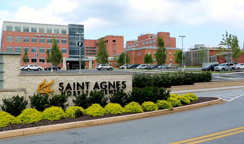 Tour the Angelos Medical Pavilion, Part of Saint Agnes Hospital's $200 Million Campus Transformation