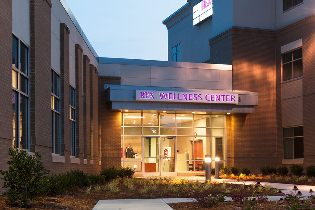NexCore Group Announces Completion of Rex Wellness Center of Knightdale
