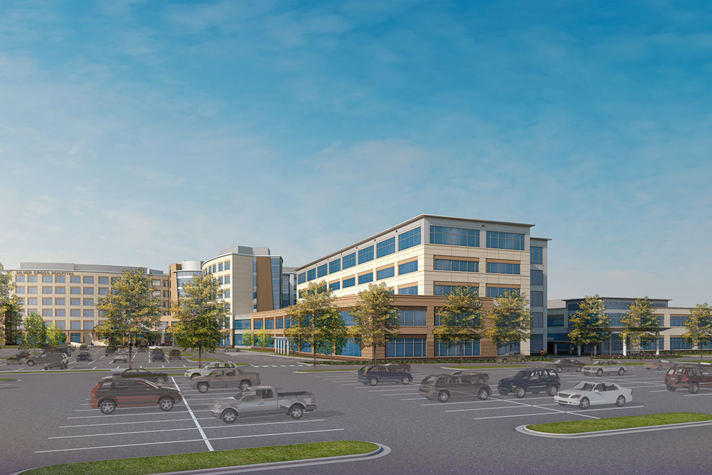 NexCore Group Breaks Ground on Medical Services Building in Chicago Suburb