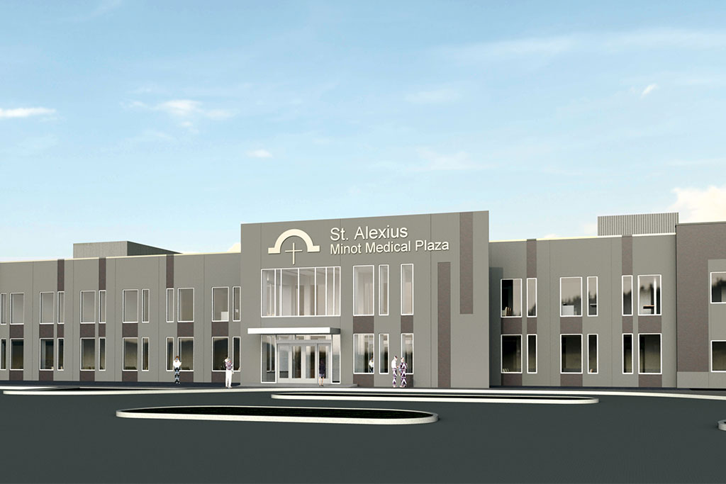 NexCore Group Breaks Ground on 67,000 SF Ambulatory Care Center in North Dakota